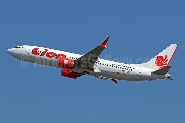Lion Air (PT Lion Mentari Airlines) Boeing 737-8 MAX 8 PK-LQF (msn 42990) DPS (Pascal Simon). Image: 945950.