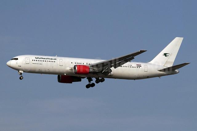 Iraqi Airways Boeing 767-3P6 ER YI-AQW (msn 26237) DXB (Paul Denton). Image: 922077.