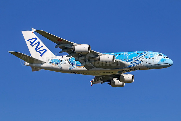"""Lani"", ANA's first A380, to become JA381A"