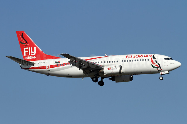 Fly Jordan Boeing 737-33V JY-SOA (msn 29338) AYT (Andi Hiltl). Image: 933726.