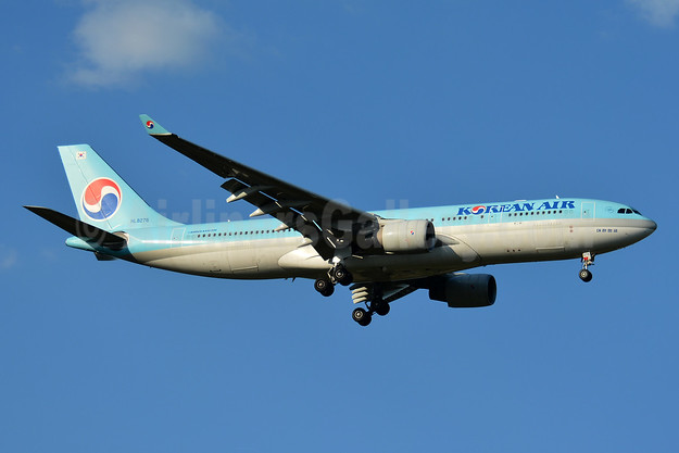 Korean Air Airbus A330-223 HL8276 (msn 1393) BSL (Paul Bannwarth). Image: 943390.