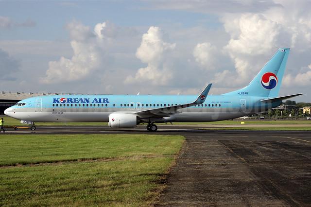 Korean Air Boeing 737-9B5 ER WL HL8248 (msn 37635) FAB (Antony J. Best). Image: 908743.