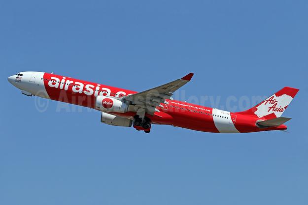 AirAsia X (AirAsia.com) Airbus A330-343 9M-XXK (msn 1433) DPS (Pascal Simon). Image: 939297.