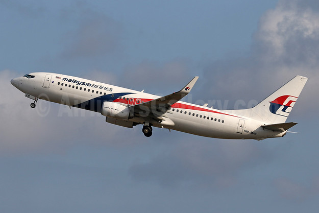 Malaysia Airlines Boeing 737-8H6 WL 9M-MXP (msn 40153) DPS (Pascal Simon). Image: 943657.