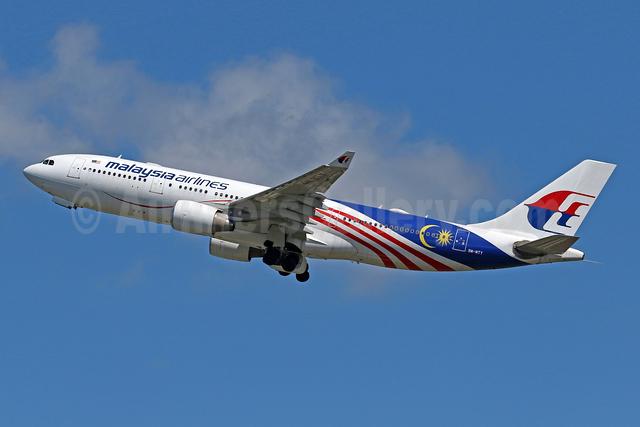 Malaysia Airlines Airbus A330-223 9M-MTY (msn 968) (Negaraku) DPS (Pascal Simon). Image: 946467.