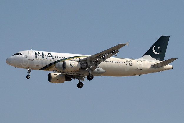 Flight PK8303 Lahore-Karachi crashed on approach to Karachi on May 22, 2020