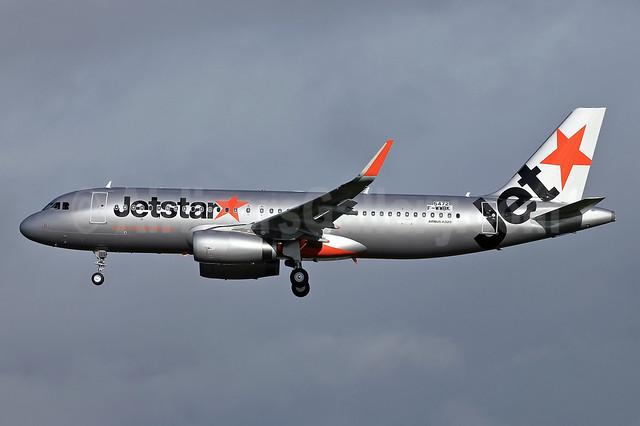 Jetstar Asia Airways Airbus A320-232 WL F-WWBK (9V-JSS) (msn 5472) TLS (Eurospot). Image: 910712.