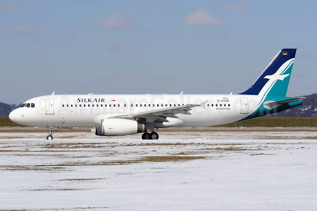 SilkAir Airbus A320-233 D-AXAR (9V-SLR) (msn 5531) XFW (Gerd Beilfuss). Image: 911538.