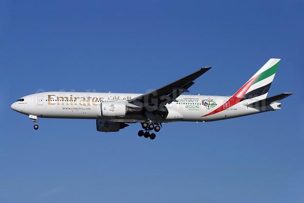 The last Boeing 777-200 ER revenue flight will be flight EK539 (Ahmedabad – Dubai) on October 30, 2016.