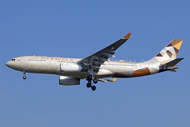 Etihad Airways Airbus A330-243 A6-EYI (msn 730) CGK (Michael B. Ing). Image: 938430.
