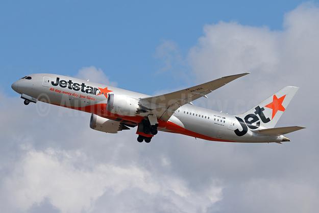 Jetstar Airways (Australia) Boeing 787-8 Dreamliner VH-VKH (msn 36233) DPS (Pascal Simon). Image: 943879.