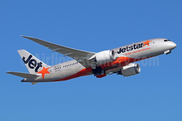 Jetstar Airways (Jetstar.com) (Australia) Boeing 787-8 Dreamliner VH-VKK (msn 36237) NRT (Michael B. Ing). Image: 935583.