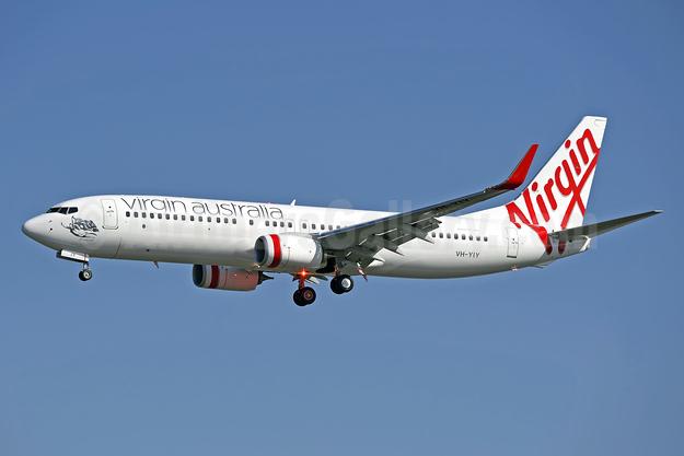 Virgin Australia Airlines Boeing 737-8FE WL VH-YIY (msn 40701) BFI (Steve Bailey). Image: 926599.