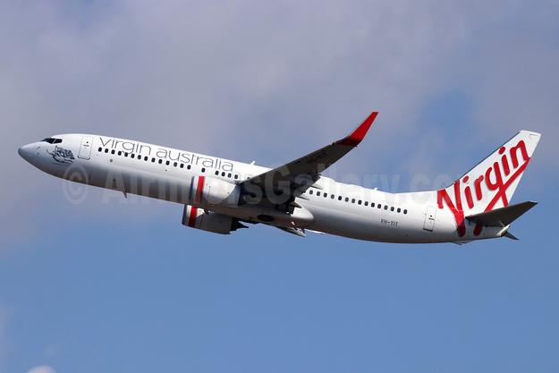 Virgin Australia Airlines Boeing 737-8FE WL VH-YIT (msn 38717) DPS (Michael B. Ing). Image: 955168.