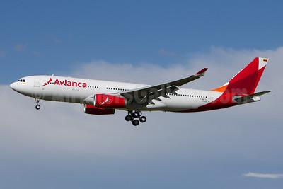 Avianca (Colombia) Airbus A330-243 F-WWTL (N941AV) (msn 1492) TLS (Olivier Gregoire). Image: 928646.