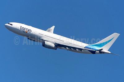 TAME Airbus A330-243 HC-COH (msn 348) JFK (Greenwing). Image: 929141.