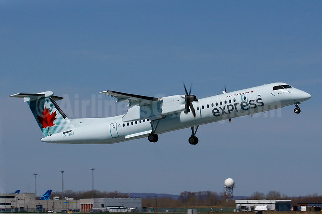 Type Retired: February 23, 2017 (5 Q400s transferred to Jazz)
