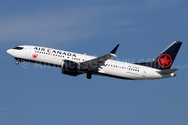 1ea53430e3b2 Air Canada responds to Transport Canada s closure of Canadian airspace to the  Boeing 737 MAX aircraft