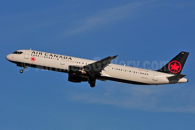 Air Canada Airbus A321-211 C-GJWI (msn 1772) YYC (Ken Petersen). Image: 939481.