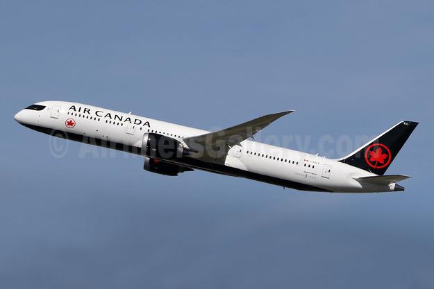 Air Canada Boeing 787-9 Dreamliner C-FVLX (msn 38356) LHR (SPA). Image: 941761.