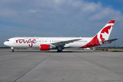 Air Canada rouge (Air Canada) Boeing 767-3Q8 ER C-FJZK (msn 29386) YYZ (TMK Photography). Image: 928680.