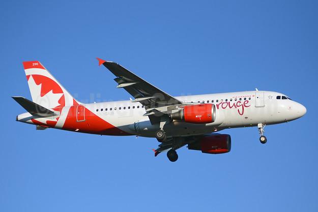 Air Canada rouge (Air Canada) Airbus A319-112 C-GSJB (msn 1673) YYZ (TMK Photography). Image: 913114.