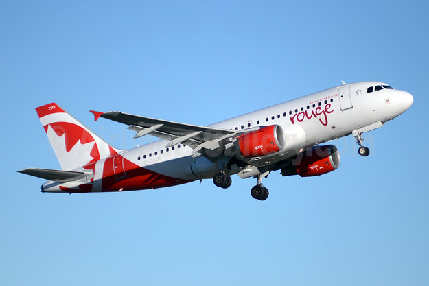 Air Canada rouge (Air Canada) Airbus A319-112 C-GSJB (msn 1673) YYZ (TMK Photography). Image: 913832.