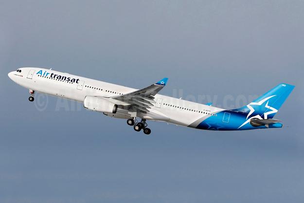 Air Transat Airbus A330-342 C-GCTS (msn 177) YUL (Gilbert Hechema). Image: 940601.
