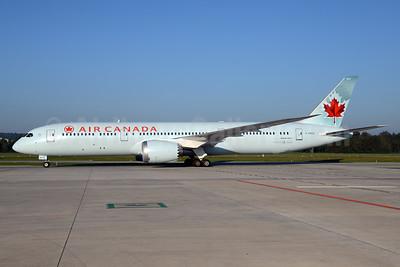Air Canada Boeing 787-9 Dreamliner C-FNOE (msn 35265) ZRH (Rolf Wallner). Image: 929000.