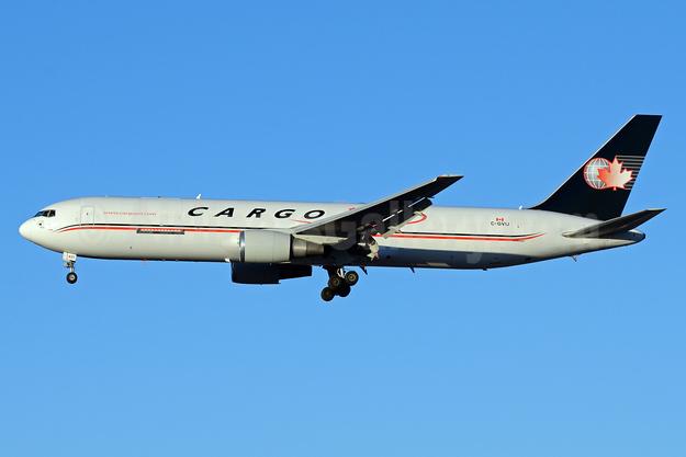 Cargojet Airways Boeing 767-328 ER (F) C-GVIJ (msn 27212) SVO (OSDU). Image: 931321.