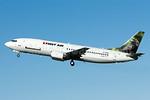 First Air Boeing 737-406 Combi C-FFNE (msn 27233) (Hawk) YUL (Gilbert Hechema). Image: 925283.