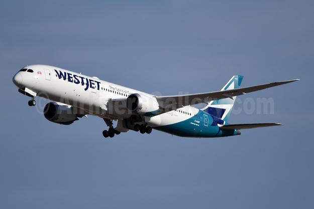 WestJet Airlines Boeing 787-9 Dreamliner C-GURP (msn 64975) YYZ (TMK Photography). Image: 946083.