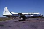 Worldways Canada Convair 640 C-FPWU (msn 10) YUL (Steve Bailey). Image: 929979.