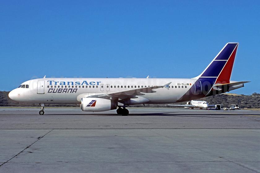 Leased from TransAer on November 22, 1998