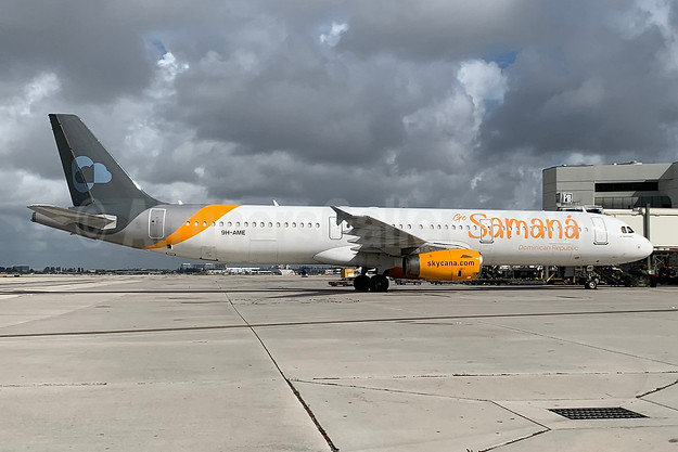 Leased from Avion Express (Malta)