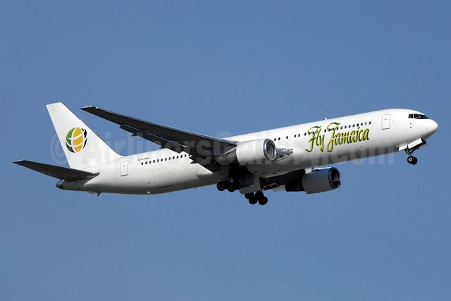 Fly Jamaica Boeing 767-319 ER N767WA (msn 24876) YYZ (TMK Photography). Image: 937580.