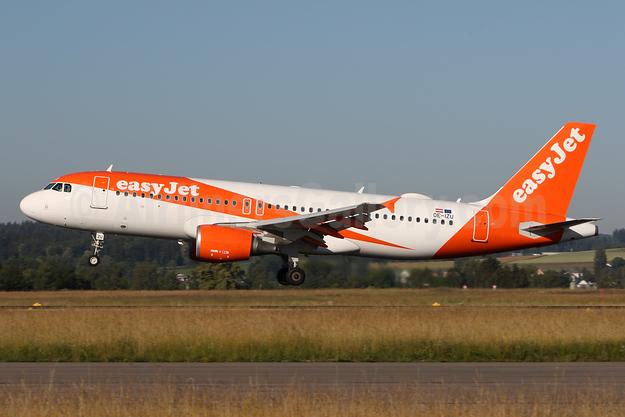 easyJet (Europe) Airbus A320-214 OE-IZU (msn 4013) ZRH (Andi Hiltl). Image: 942513.