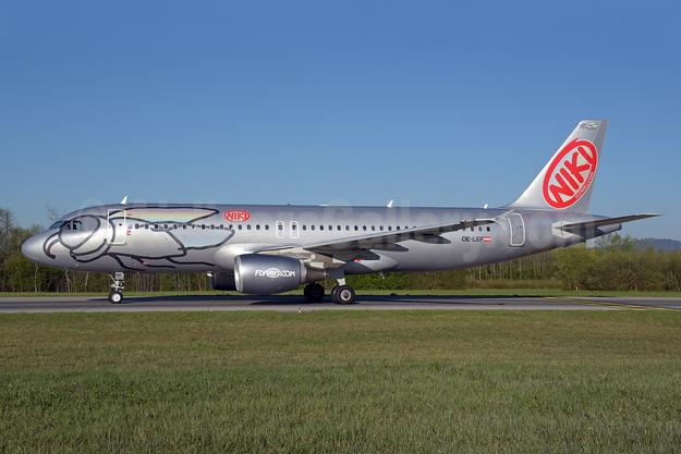 Niki Luftfahrt (flyNiki.com) Airbus A320-214 OE-LEF (msn 4368) ZRH (Rolf Wallner). Image: 927323.
