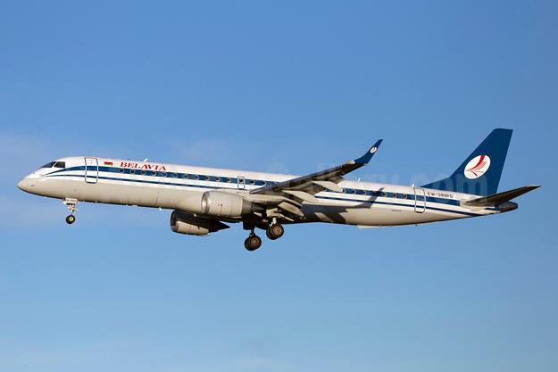 Belavia Belarusian Airlines Embraer ERJ 190-200LR (ERJ 195) EW-399PO (msn 190000667) ARN (Stefan Sjogren). Image: 925546.
