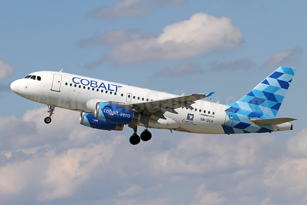 Cobalt Air (cobalt-aero) Airbus A319-132 5B-DCV (msn 2032) ZRH (Andi Hiltl). Image: 937702.