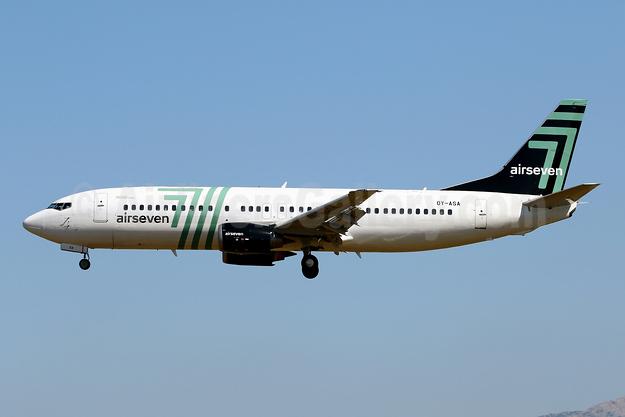 Airline Color Scheme - Introduced 2020