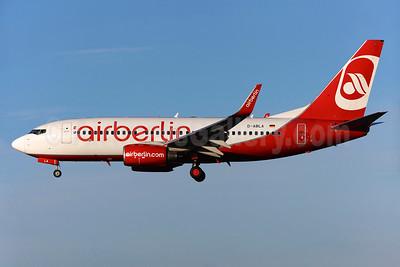 Airberlin (airberlin.com) Boeing 737-76J WL D-ABLA (msn 36114) DUB (Greenwing). Image: 929146.