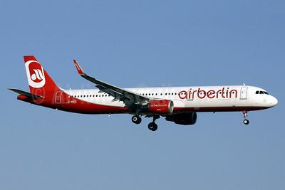 Airberlin (airberlin.com) Airbus A321-211 WL D-ABCQ (msn 6639) (Sharklets) PMI (Javier Rodriguez). Image: 929026.