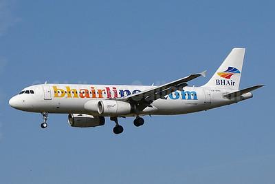 BH Air-Balkan Holidays Airlines (bhairlines.com) Airbus A320-232 LZ-BHG (msn 2844) ZRH (Paul Bannwarth). Image: 928693.