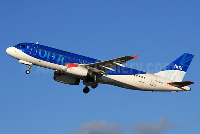 bmi (British Midland International) Airbus A320-232 G-MIDP (msn 1732) LHR (SPA). Image: 924559.