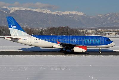 bmi (British Midland International) Airbus A320-232 G-MIDY (msn 1014) GVA (Paul Denton). Image: 932675.