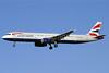 British Airways Airbus A321-231 G-EUXF (msn 2324) LHR (Antony J. Best). Image: 900476.