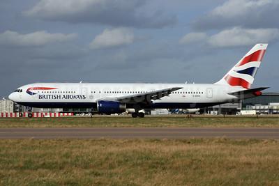 British Airways Boeing 767-336 ER G-BZHC (msn 29232) LHR. Image: 926740.