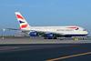 British Airways Airbus A380-841 G-XLEE  (msn 148) LAX. Image: 923016.