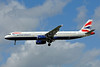 British Airways Airbus A321-231 G-EUXI (msn 2536) LHR (Bruce Drum). Image: 101601.